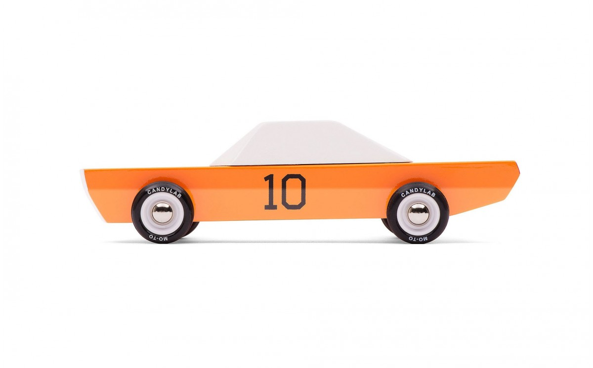 Kids Wood Muscle Car Toy And Unique Decorative Accessories For