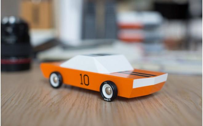 juguete coche deportivo de carrera infantil para niños muscle car GT-10 por CandyLabToys