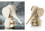 Elefante de Madera Lucie Kaas