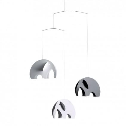 D corations chambres b b s enfants luminaires mobiles rangements objets d co - Mobile bebe gris ...