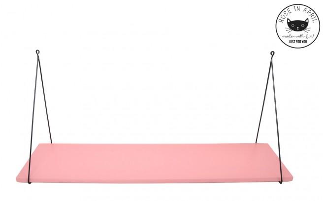 estantería Babou rosa coral por Rose in April