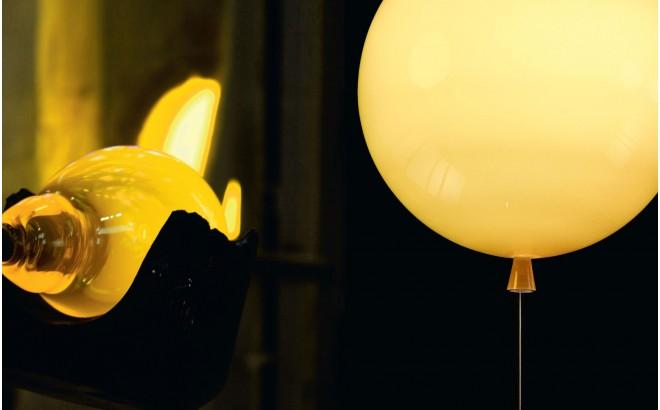 lampara de pared infantil balón aplique