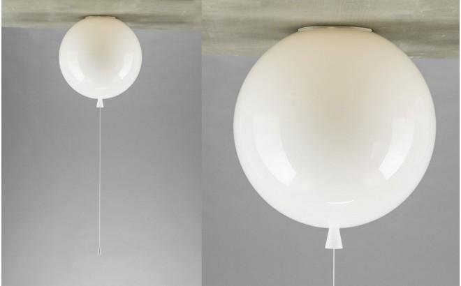 lampe enfant ballon lampe design chambre b b et enfant plafonnier ballon par boris klimek. Black Bedroom Furniture Sets. Home Design Ideas