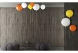 lampara balón blanco, aplique de techo infantil globo por Boris Klimek