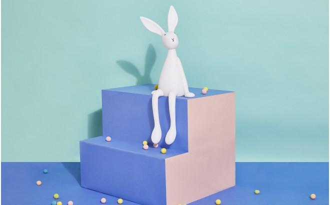 luz infantil nocturna Joseph el conejo por rose in april