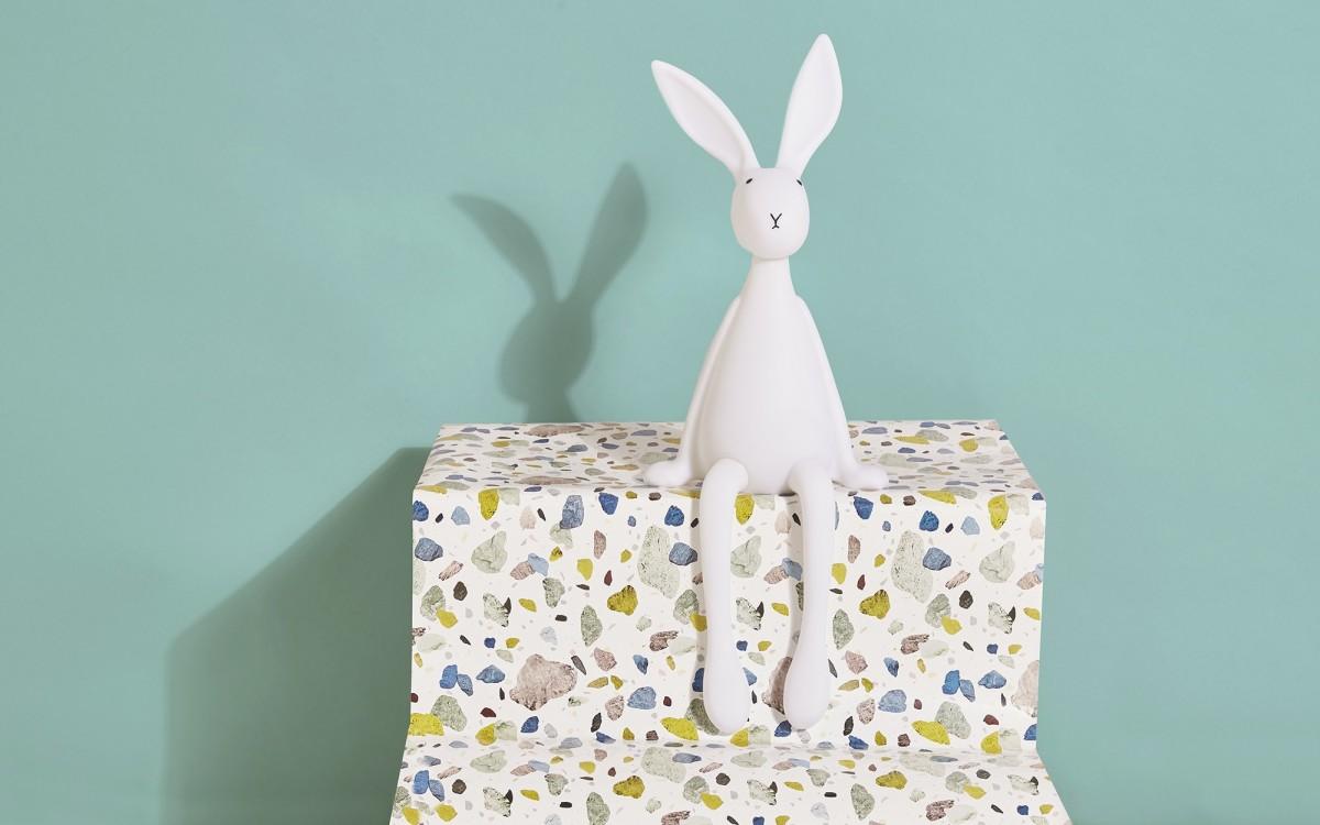 luz infantil nocturna Joseph el conejo