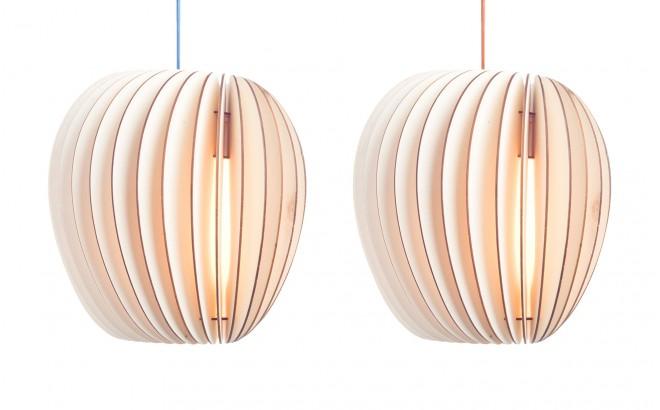 lampe suspension enfant en bois