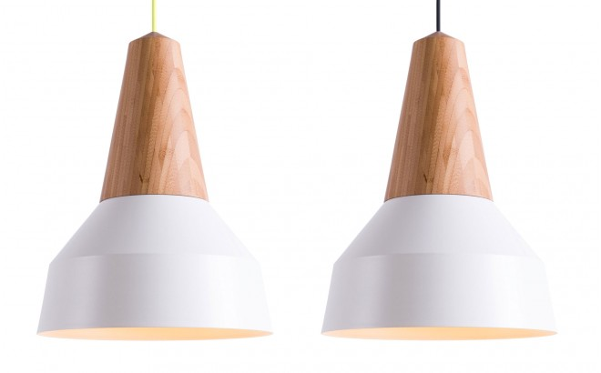 white metal and bamboo wood light lamp for kids room