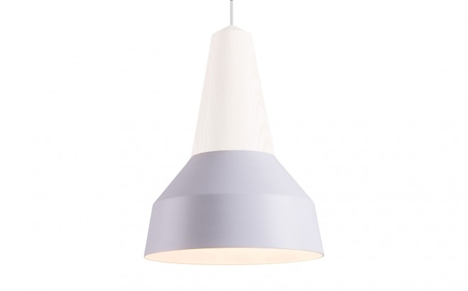 eikon basic white lampshade