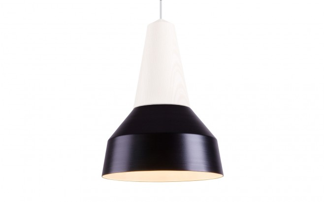 eikon basic black lampshade