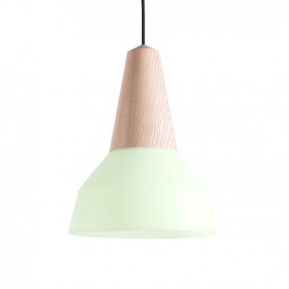 lampe eikon bubble enfant silicone vert