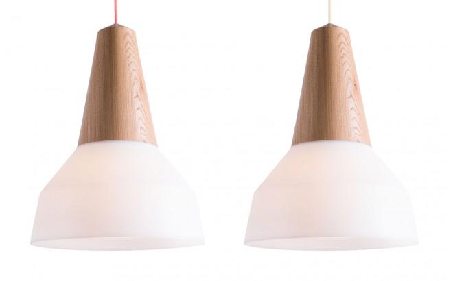lampe eikon bubble enfant silicone blanc