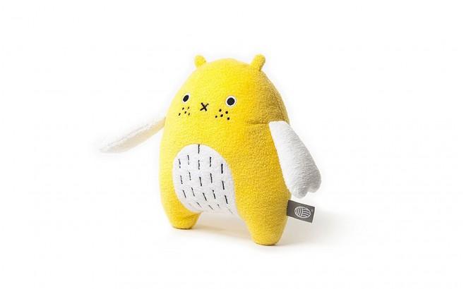muñeco felpa para bebé y niños Do amarillo por Noodoll
