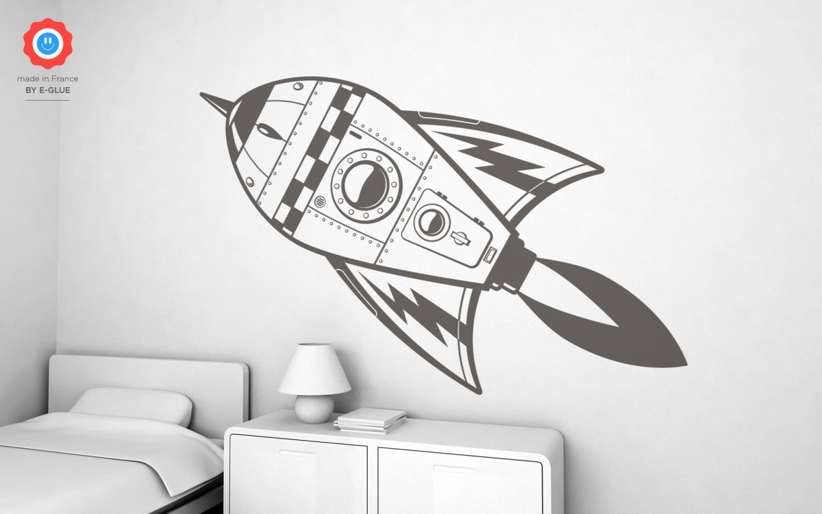 rocket kids wall decals (XXL)