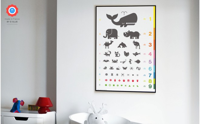 animal Childrens Posters Art Prints