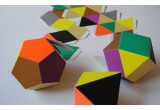 móvil geometrico Themis moderno para dormitorio infantil