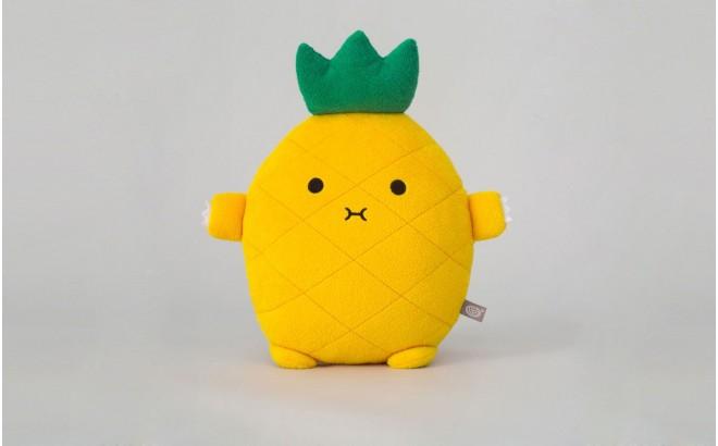 cojines frutas Piña para bebé y niños RiceAnanas amarillo por Noodoll