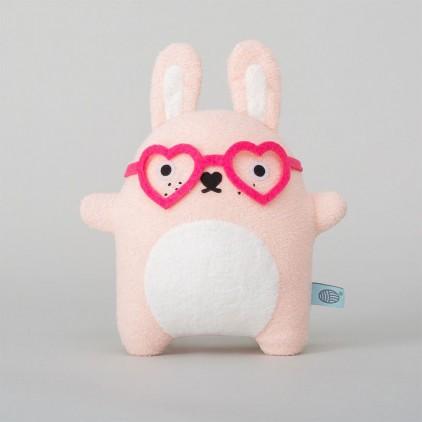 rabbit plush toy Ricebonbon pink