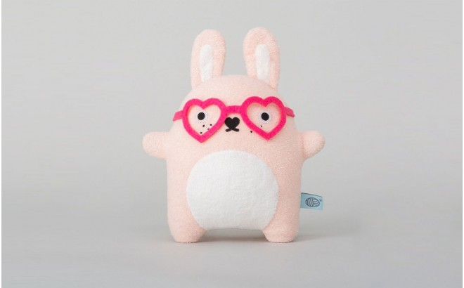 rabbit plush toy Ricebonbon pink