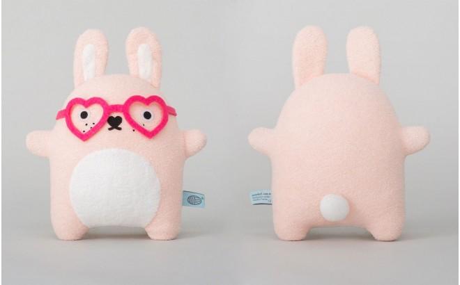 muñeco peluche conejo Ricebonbon rosa