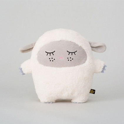plush toy Ricewool white