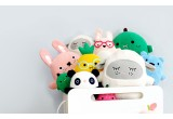 plush toy Ricewool white
