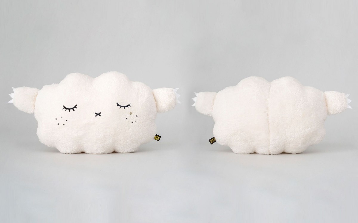 cloud cushion white Ricesnore