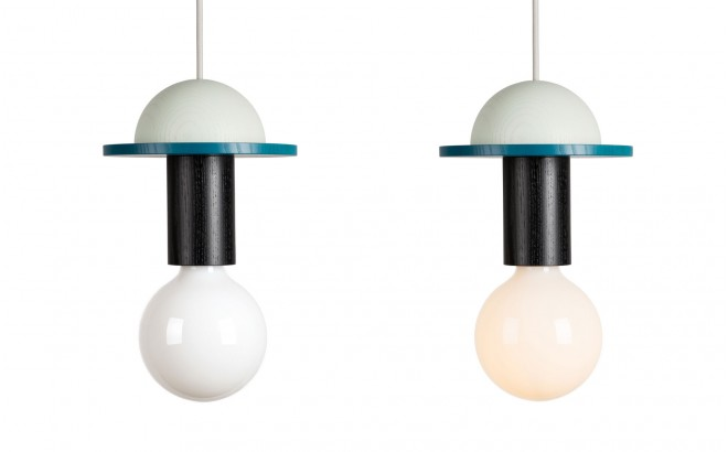 scandinavian lighting. Pendant Light Junit Crescent - Scandinavian Design Lighting I
