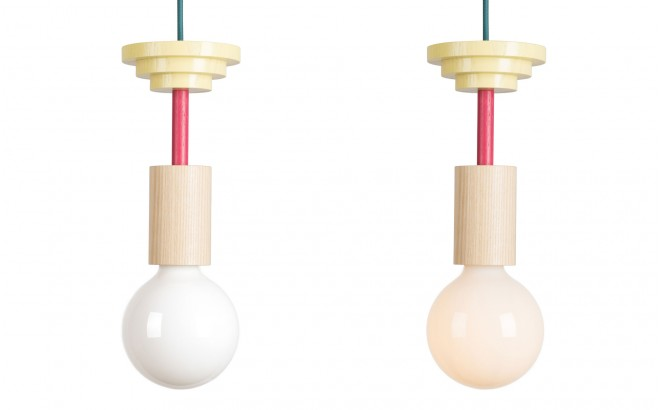 pendant light junit mentis - scandinavian design
