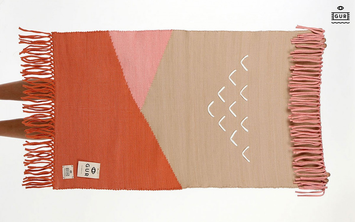 modern rug for kids - arizona 1