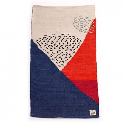 modern rug for kids - Mamama Paris