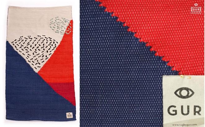 modern rug for kids - Mamama Paris