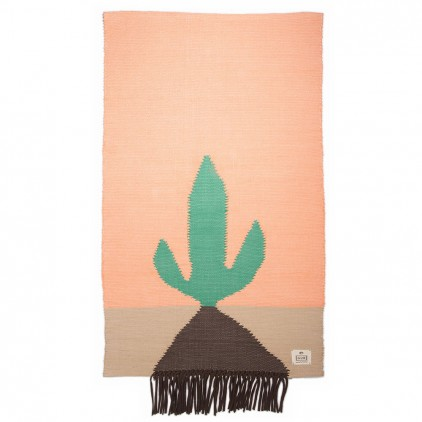 cactus rug for kids - Giorgio Gasco
