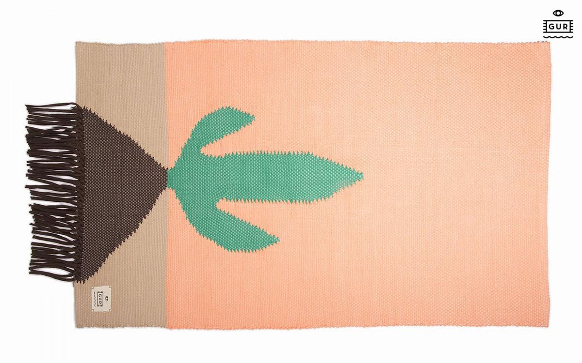 cactus rug for kids - Giorgio Gasco