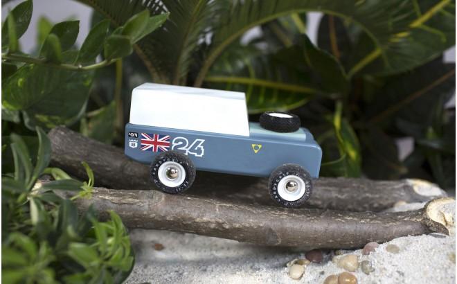 Drifter coche juguete de madera por Candylabtoys