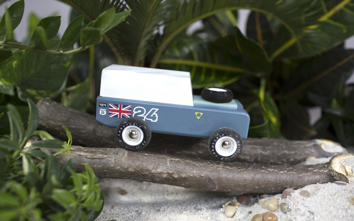 Drifter coche juguete de madera