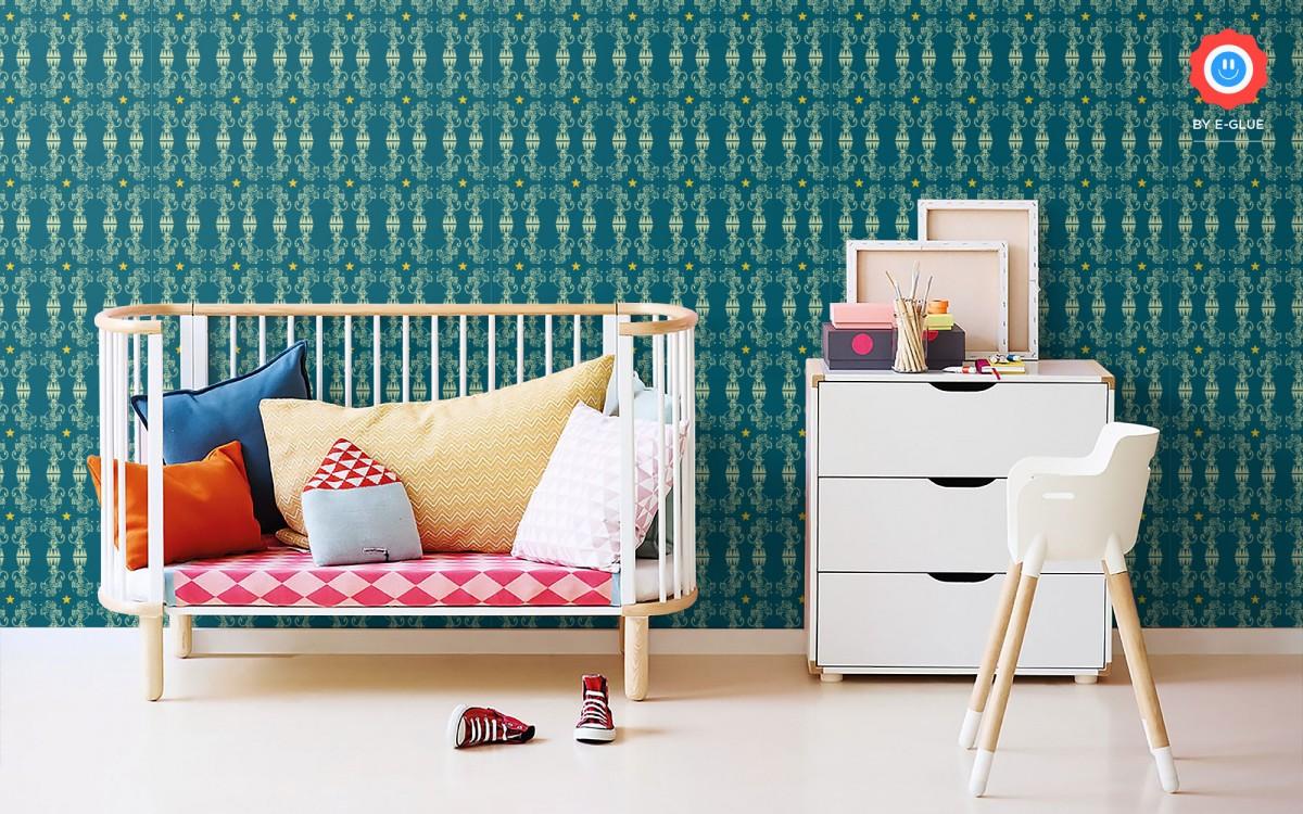 kids wallpaper tiger (vertical)