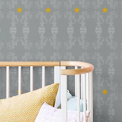 Papier Peint Enfants Cirque Papier Peint Chambres Bebe Et Enfant