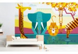 Custom Kids Wall Murals Wallpaper