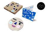 Educational Children's Wooden Toy Make A Face