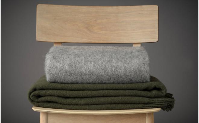 couverture enfant en laine scandinave Silkeborg Uldspinderi
