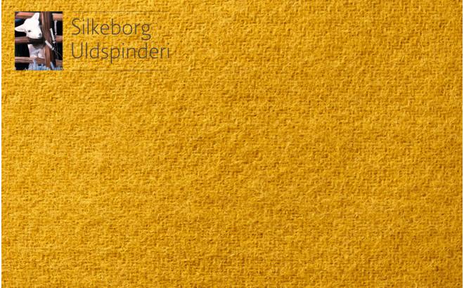coussin enfant en laine scandinave jaune tournesol