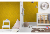papier peint africain gris pour chambre bébé ou chambre enfant.