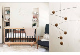 Futura Nature baby mobile Flensted for baby nursery and kids room decoration