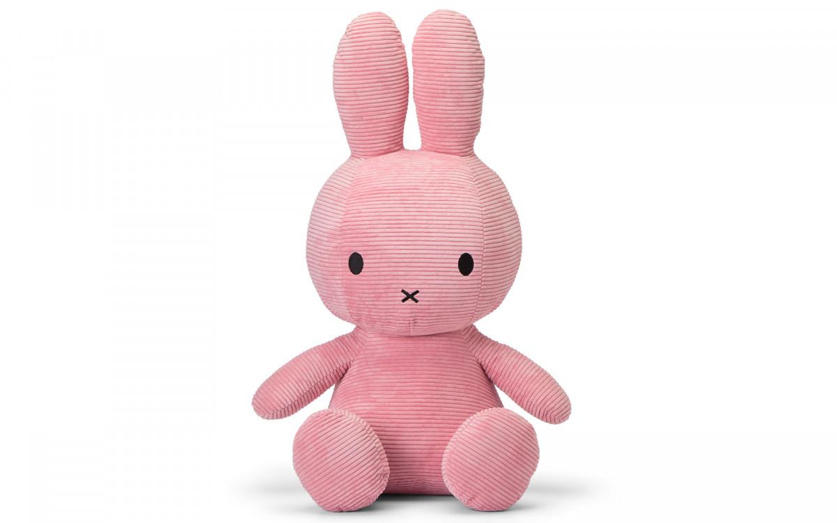 pana conejito Miffy rosa 24 cm