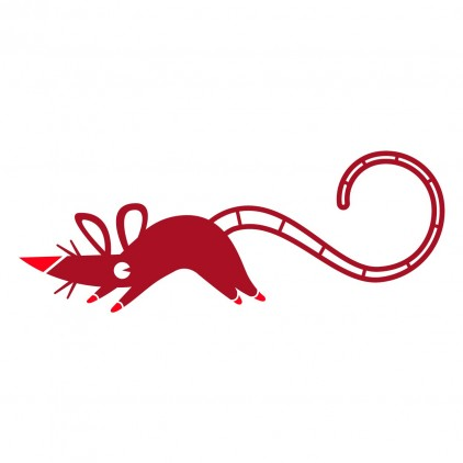 stickers enfant garçon pirate corsaire marin rat 1