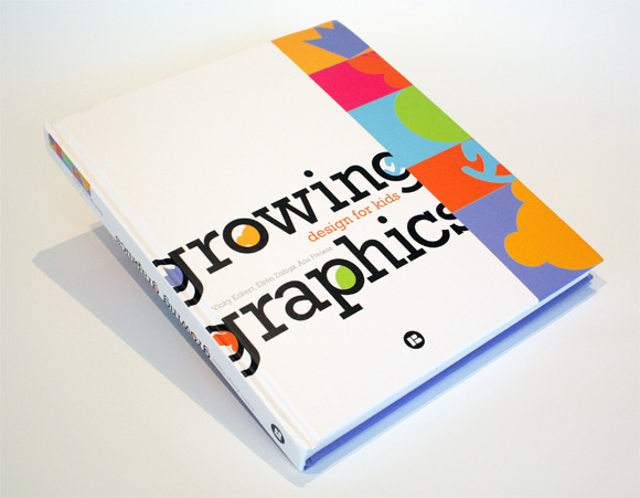 growing graphics book with e-glue kids wall decals