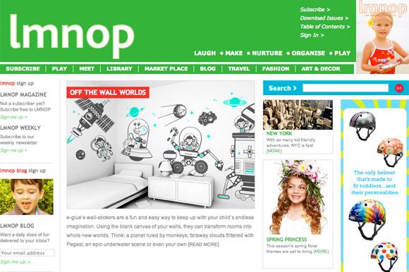 LMNOP // homepage