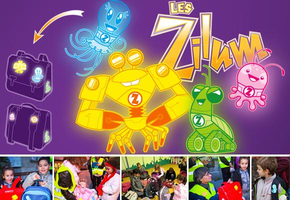 KIDS DESIGN STUDIO E-GLUE // les zilums