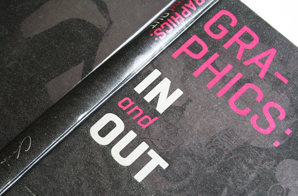 GRAPHICS IN & OUT // publication